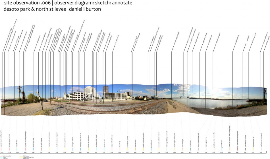 Daniel Burton Site Observation 006